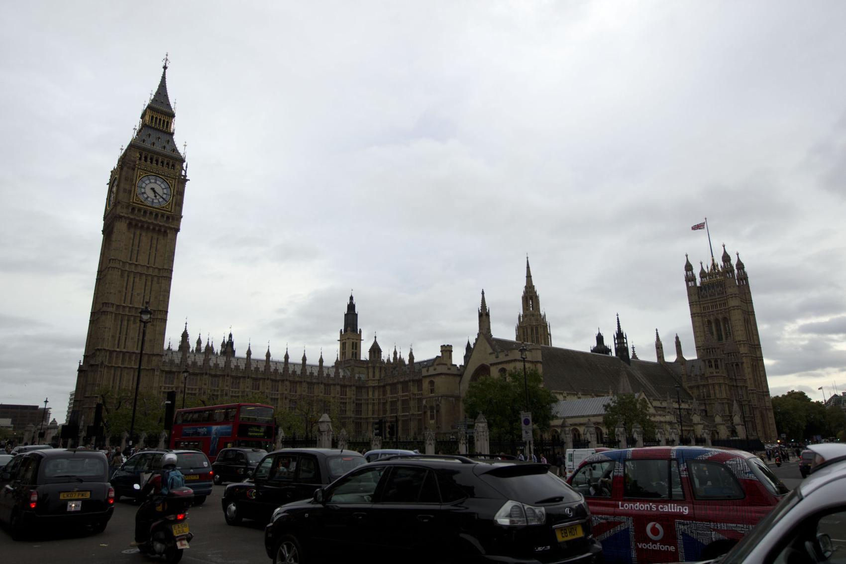 James Gill: Does London prove the NRA is right?