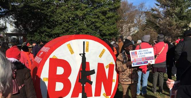 No Amount Of Spin Will Make This Gun Control Movement Different