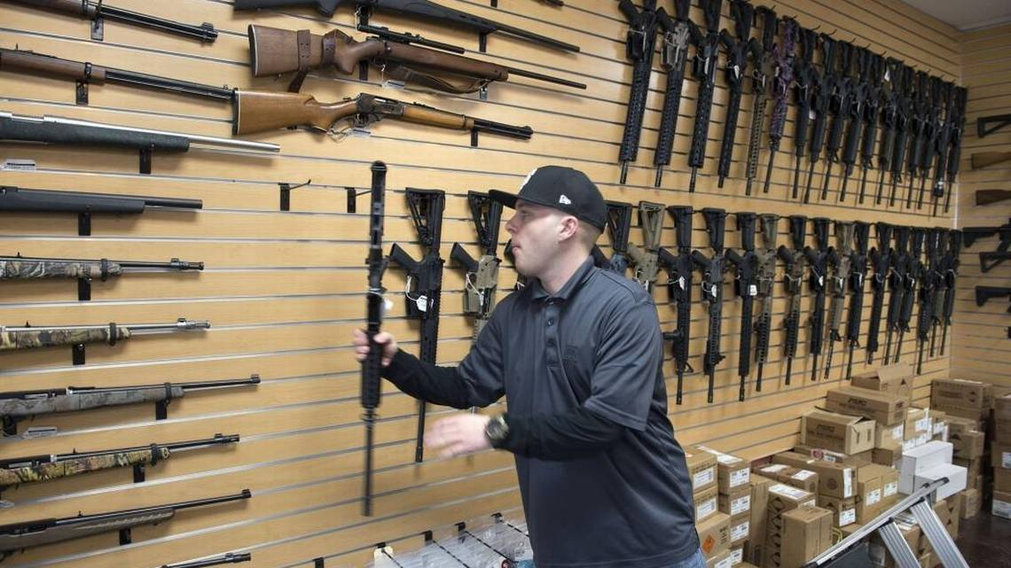 Tax guns instead of arming teachers, California lawmaker proposes | The Sacramento Bee