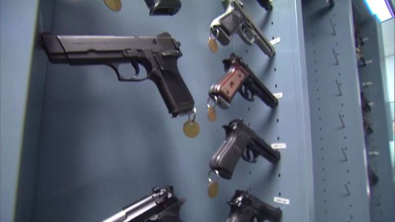 Vote likely this week on 'red flag' gun safety proposal