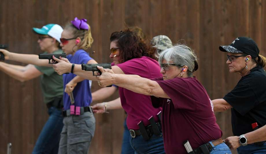 Cypress-area gun club sets sights on female fellowship and empowerment
