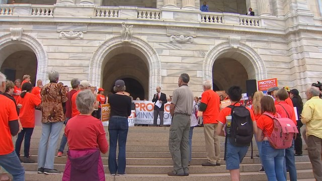 Activists rally for gun control measures as end of legislative session nears