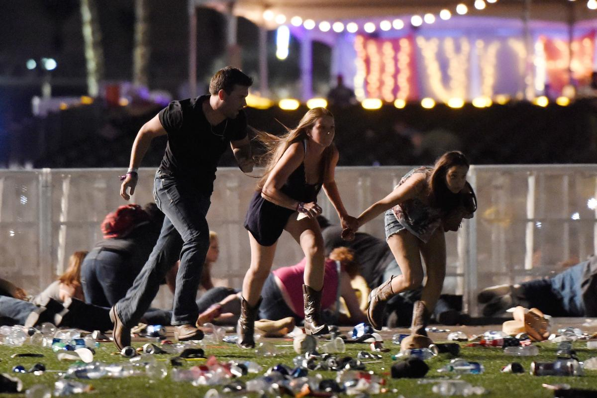The facts on mass shootings, guns in the United States