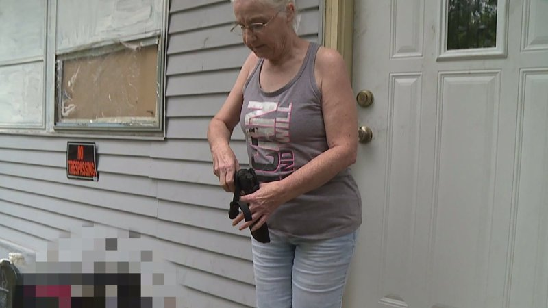 Gun-toting grandmother tries to take back neighborhood from Spice dealers