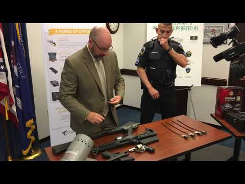 Grant-funded safety initiative will pay for free gun locks distributed in Cleveland