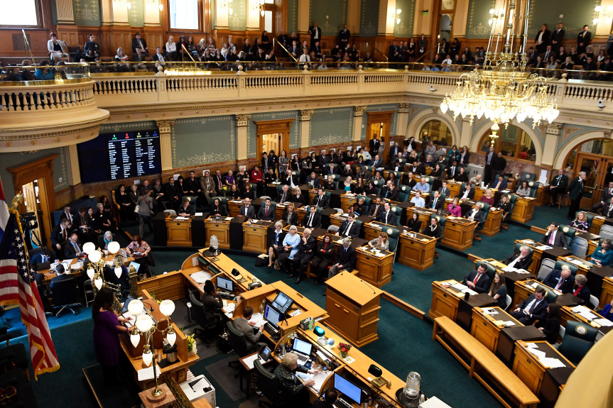 "Colorado ""red flag"" gun bill passes Democratic-controlled House — but with almost no GOP support"