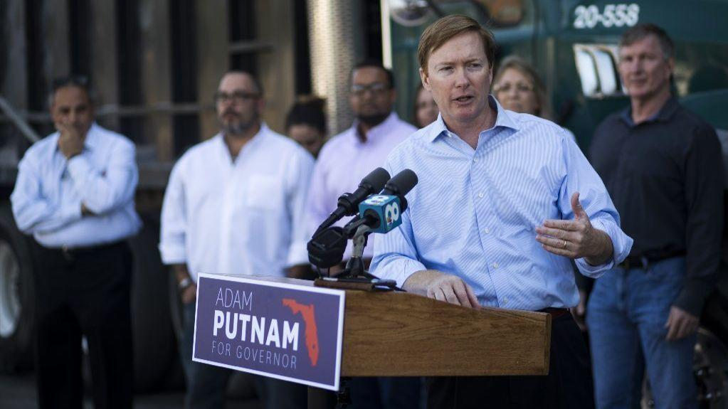 Adam Putnam's new public safety plan vows tough sentencing laws, avoids gun issue