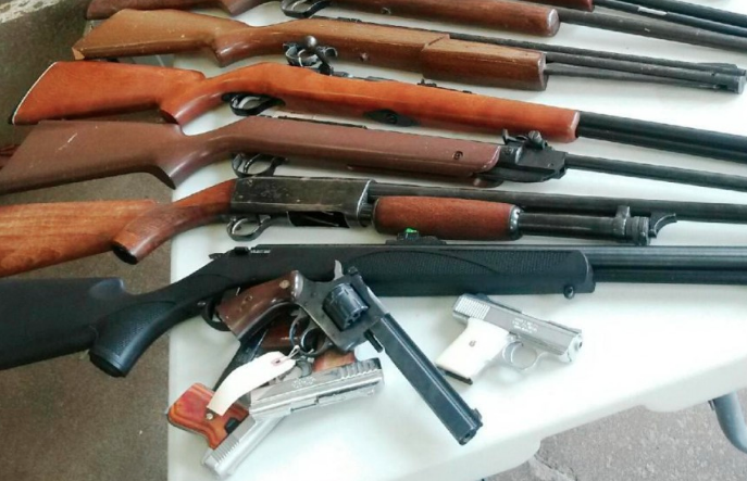 The real purpose of this weekend's Gun Buyback