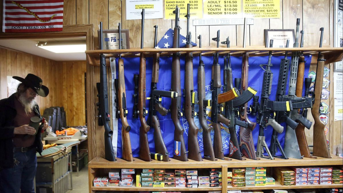 A new report affirms what we already know: Easier access to guns means more violent deaths