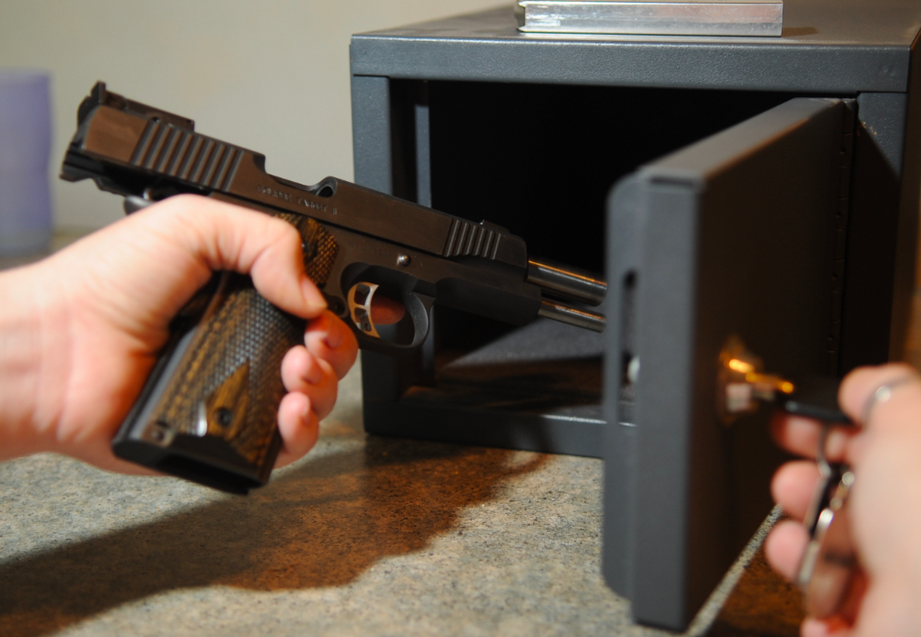 Seattle could fine gun owners up to $10k for not locking firearms at home
