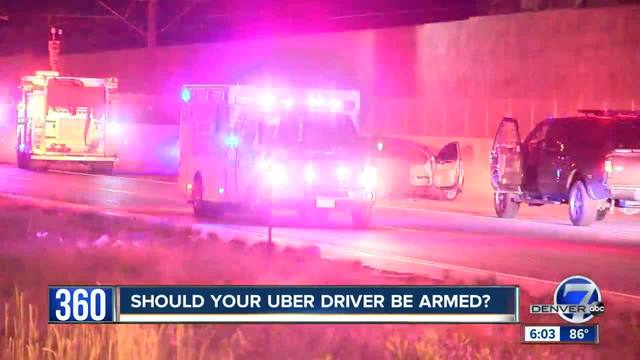 Denver Uber shooting, other incidents raise questions about company's safety policies