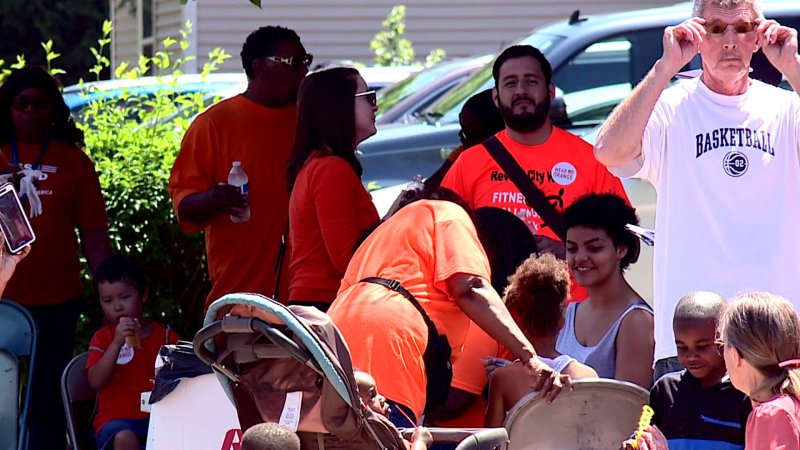 Indianapolis block party highlights gun violence awareness, events held across the country this weekend