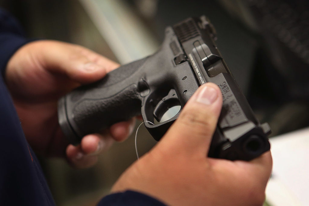 Nevada Schools, Student, Settle Lawsuit Over Pro-Gun Clothing