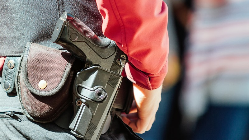 2nd Amendment protects right to openly carry guns in public, appeals court rules