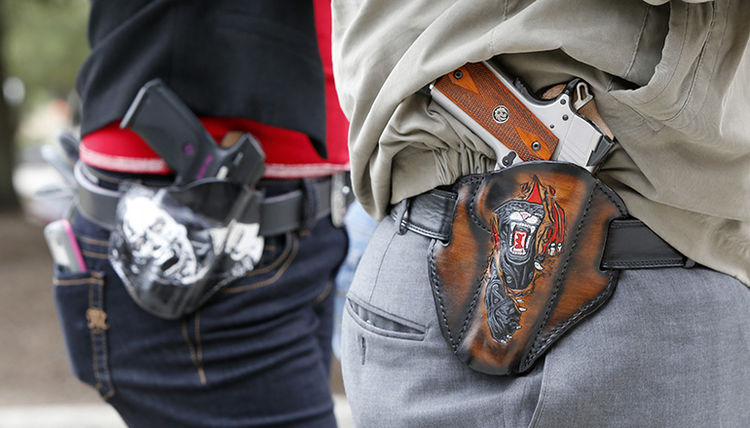 9th Circuit Court of Appeals Upholds Right To Carry Gun In Public