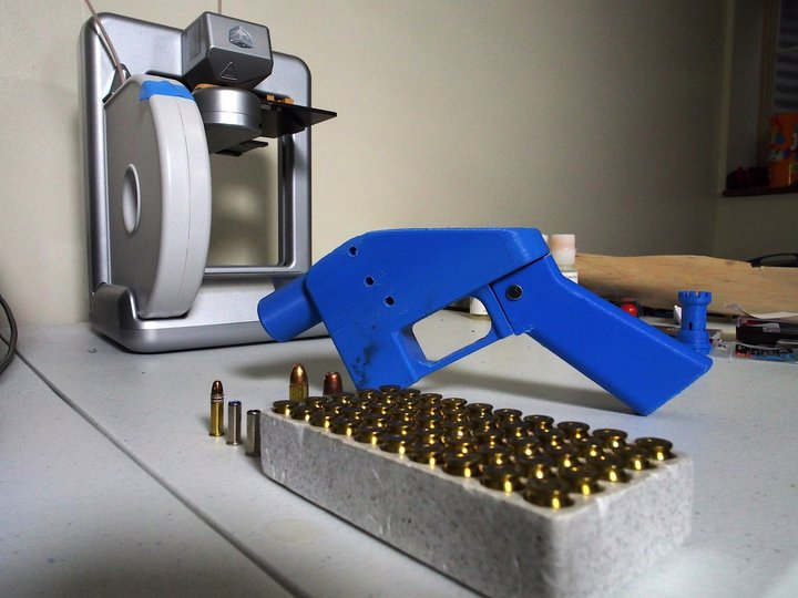 Gun Safety Groups Race To Stop Company From Unleashing 'The Age Of The Downloadable Gun'