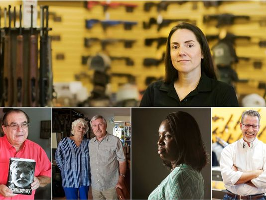 Armed in America: Why these people in Southwest Florida carry guns