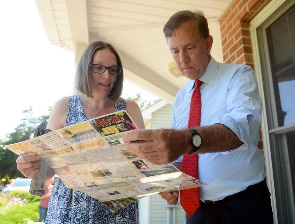 Lamont supports gun range, just not in Griswold