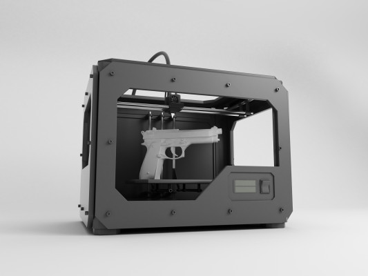 3D printed guns are now legal… What's next?
