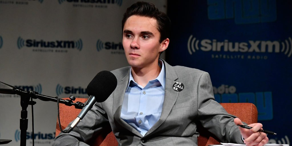 David Hogg Implies Gun Control Opponents Aren't 'Human Beings' — He's Getting Flak From Both Sides