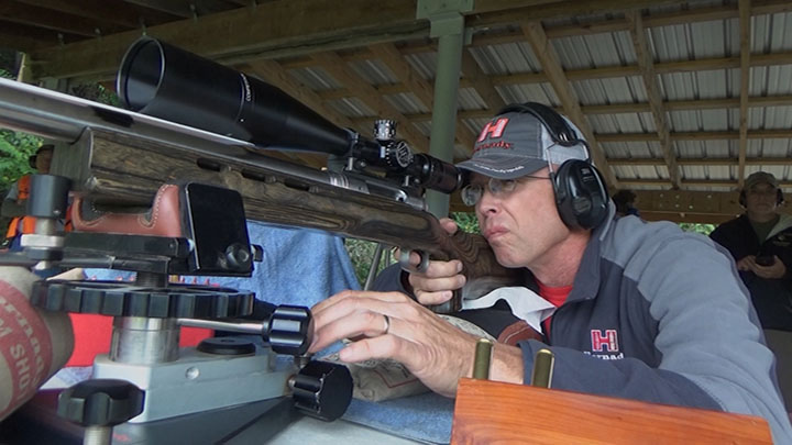 NEW this Wednesday on Shooting USA – 1,000 Yard Benchrest Competition