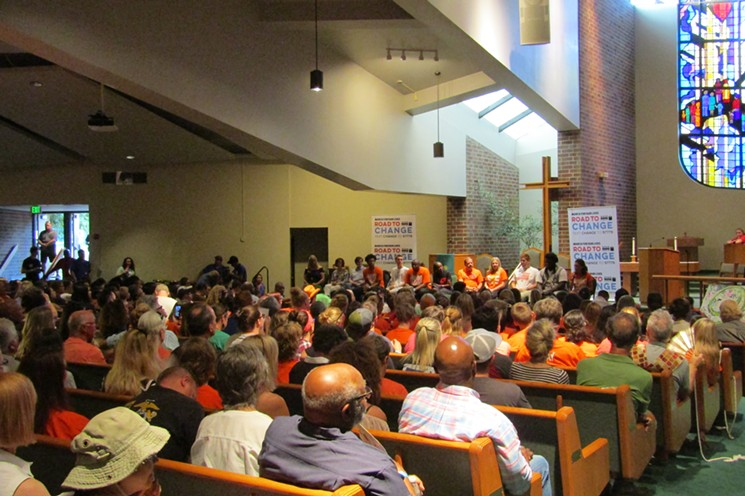 Road to Change Brought Town Hall on Gun Violence to Denver