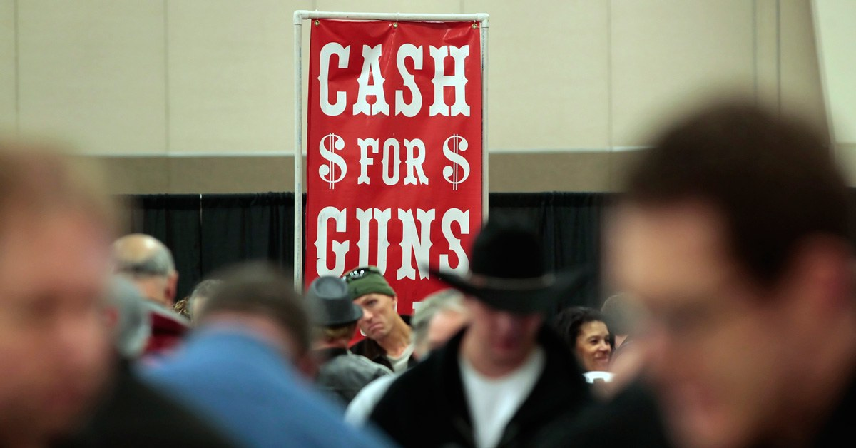 The Gun Show Loophole, Explained