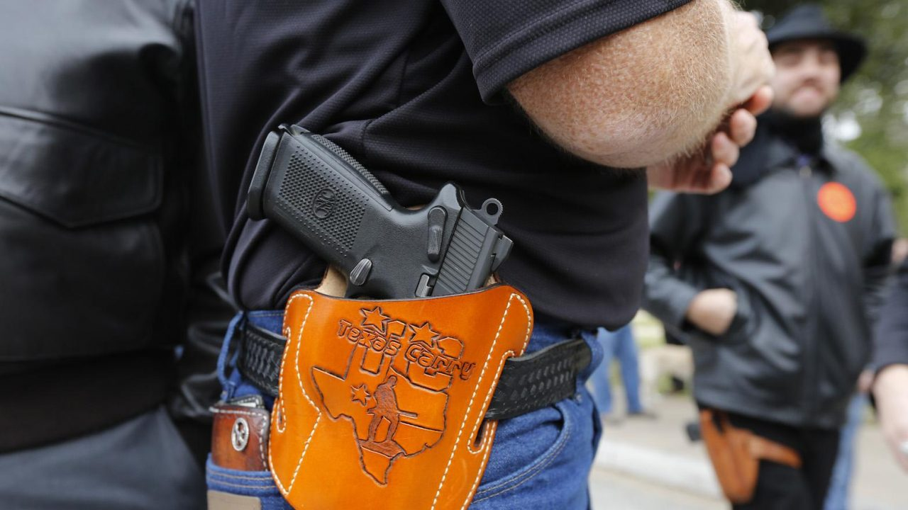 Liberal appeals court affirms that open carry is protected by the Second Amendment