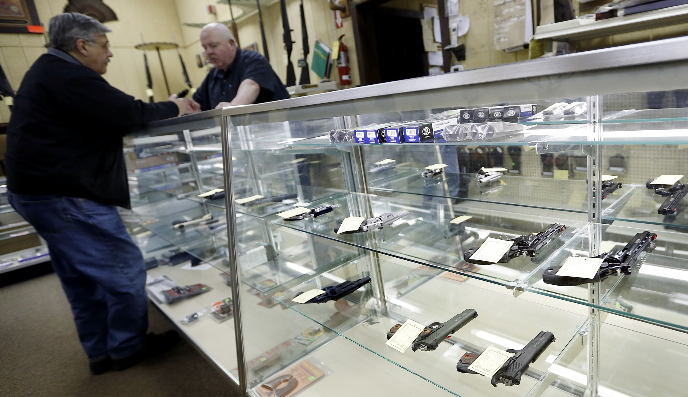 Decades-old struggles shouldn't strip you of your gun rights today