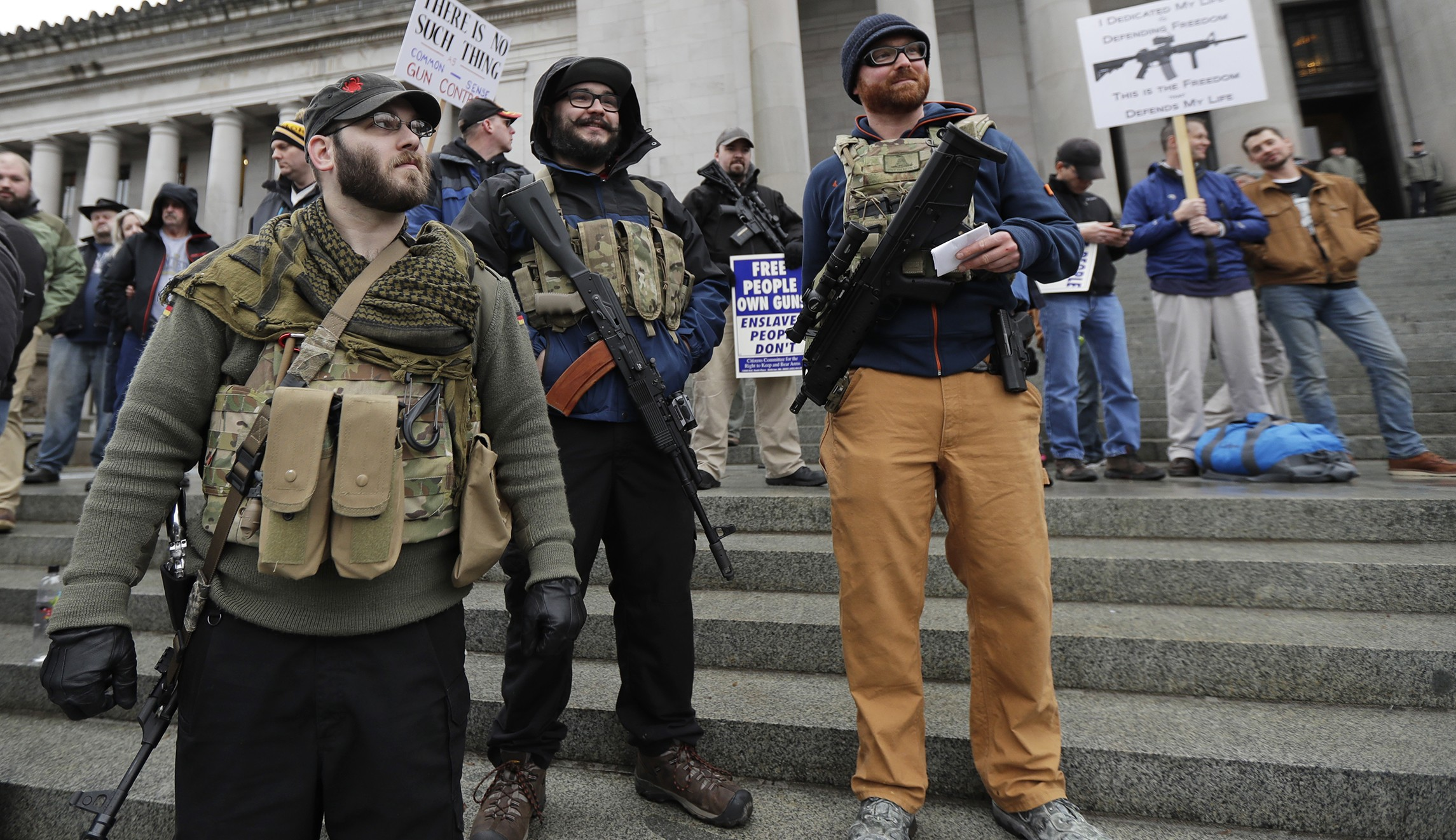 9th Circuit: Second Amendment protects right to openly carry firearm in public