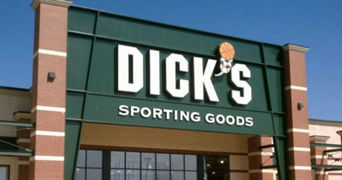 Dick's Sporting Goods Sales Tumble – Gun Policy Partly to Blame