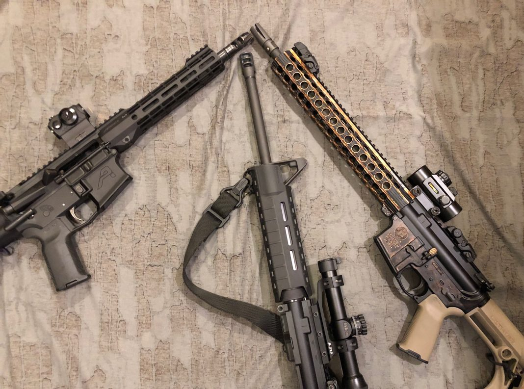I Will Not Comply – Civil Disobedience and Gun Control Laws
