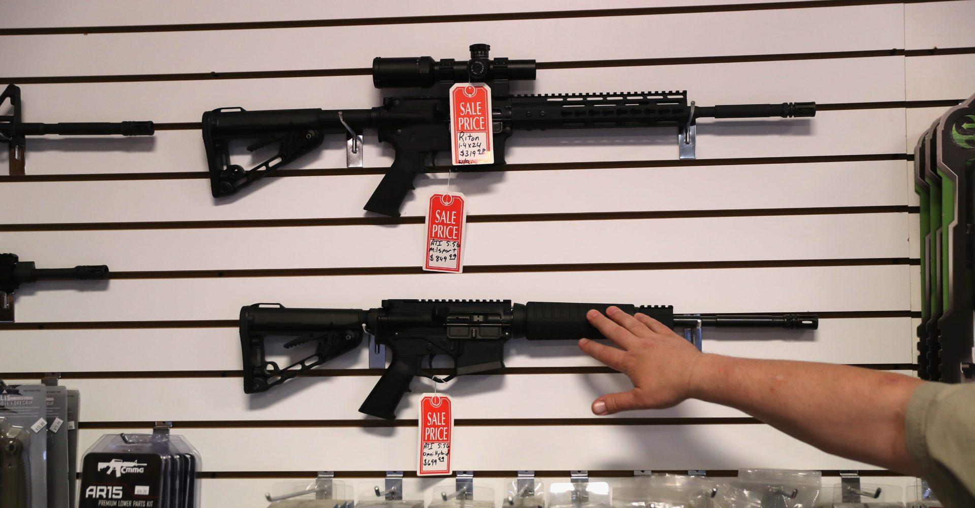 Daily Bulletin: Red Flag Laws Disarmed 1,700+ High-Risk Gun Owners Last Year