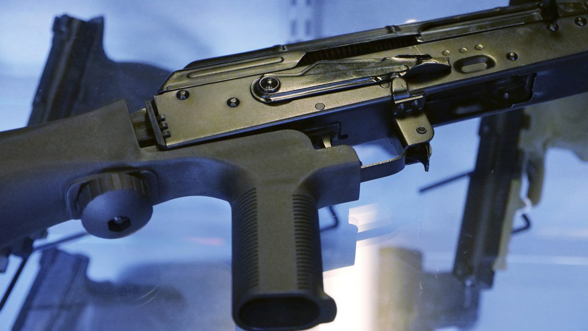 Utah lawmaker wants to outlaw bump stocks, while gun advocate fights federal ban in court