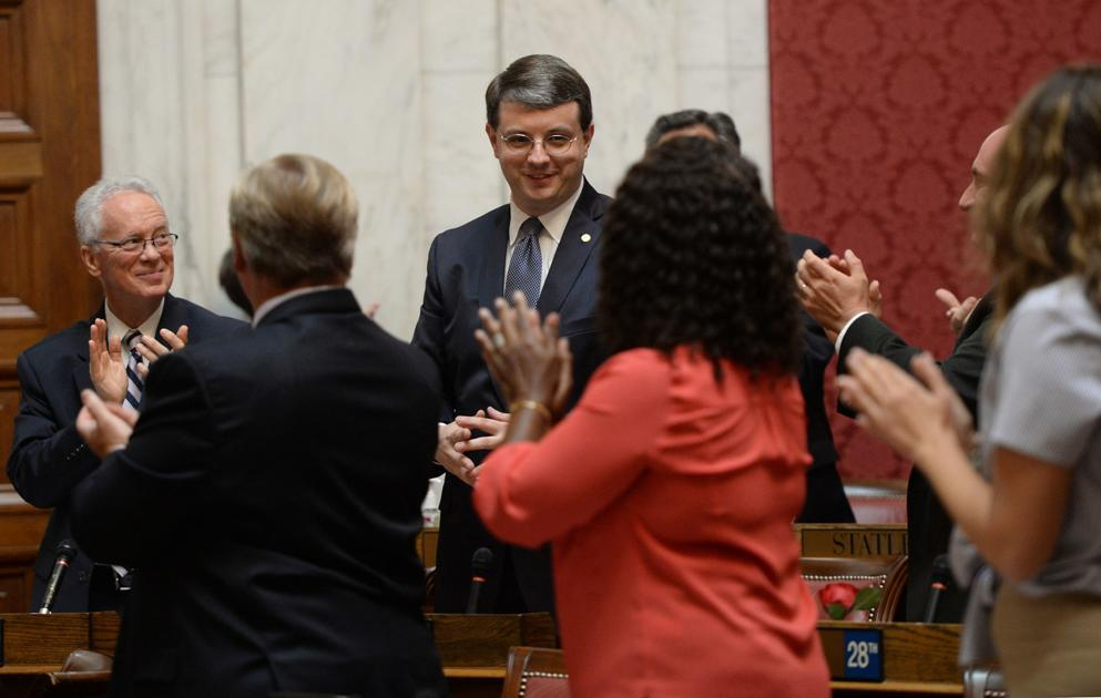 Statehouse Beat: Hanshaw's first term as speaker leaves much to be desired