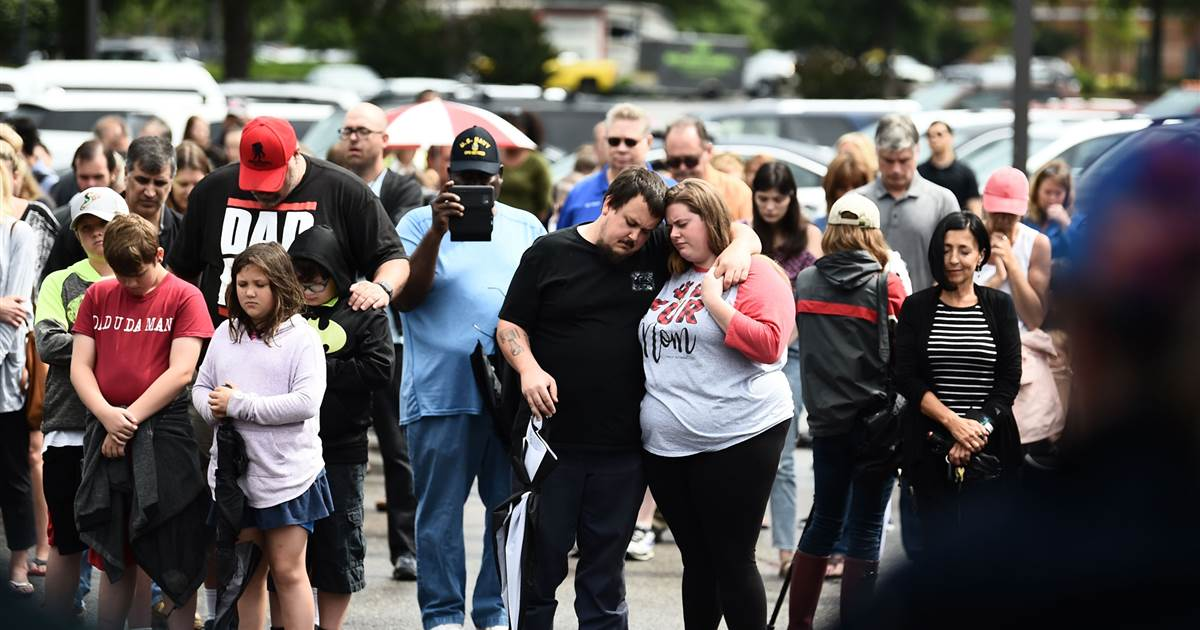 Virginia Beach shooter killed 12 using silencer and high-capacity magazine. Now, lawmakers might look at both.