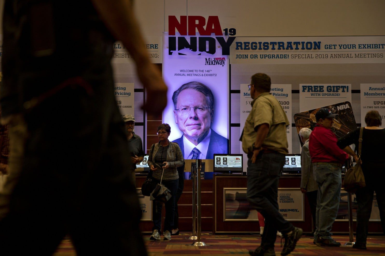 NRA money flowed to board members amid allegedly lavish spending by top officials and vendors