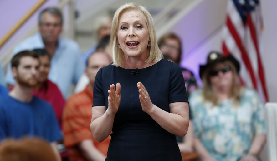 Sen. Kirsten Gillibrand defends shift on guns: Not 'good enough' to care only about your backyard