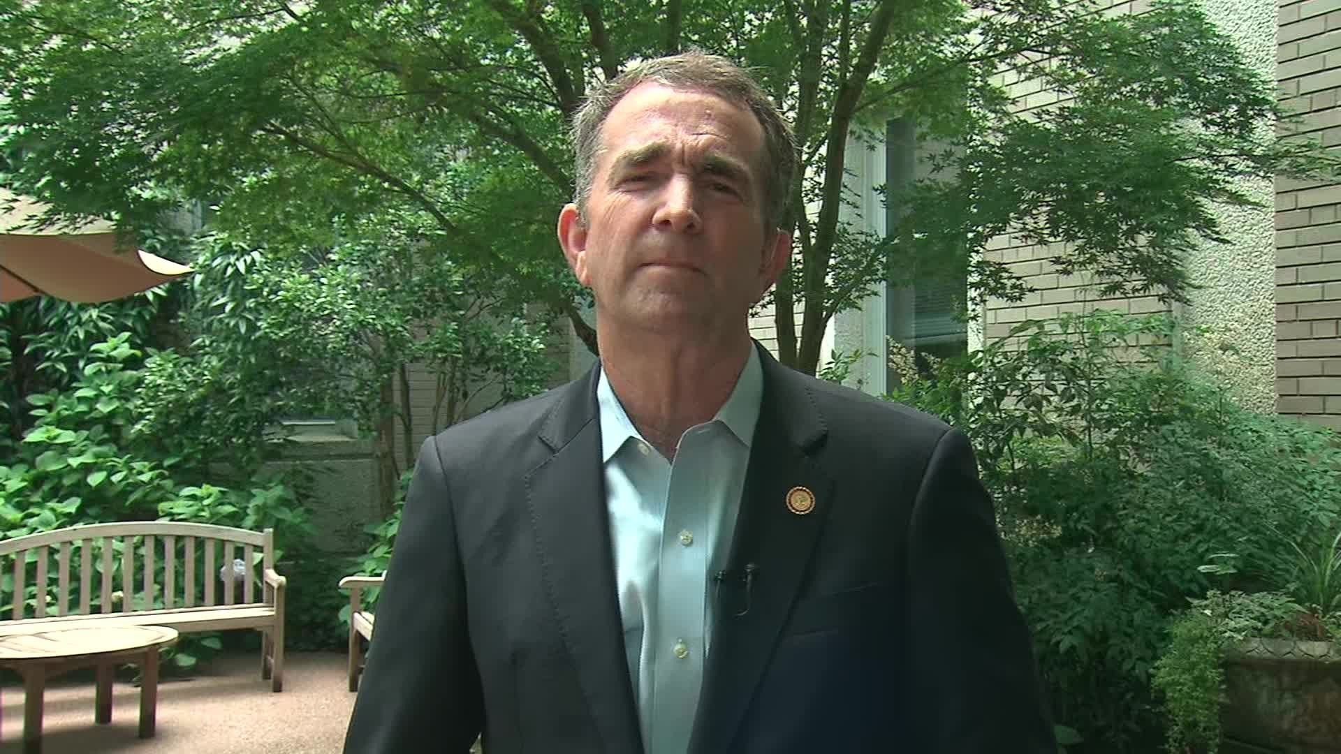 Virginia's Gov. Northam reels from mass shooting after falling short on gun reforms