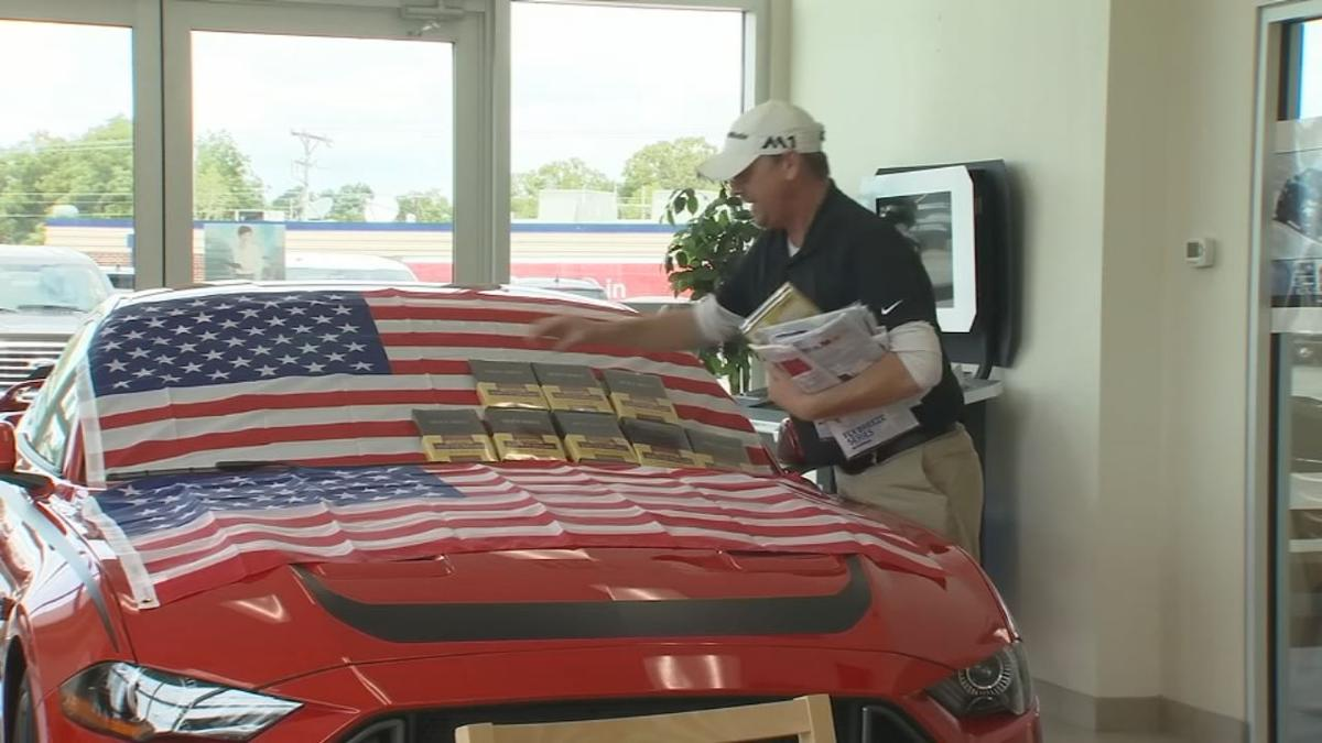 South Carolina Ford dealership gives Bible, flag, AR-15 voucher to buyers