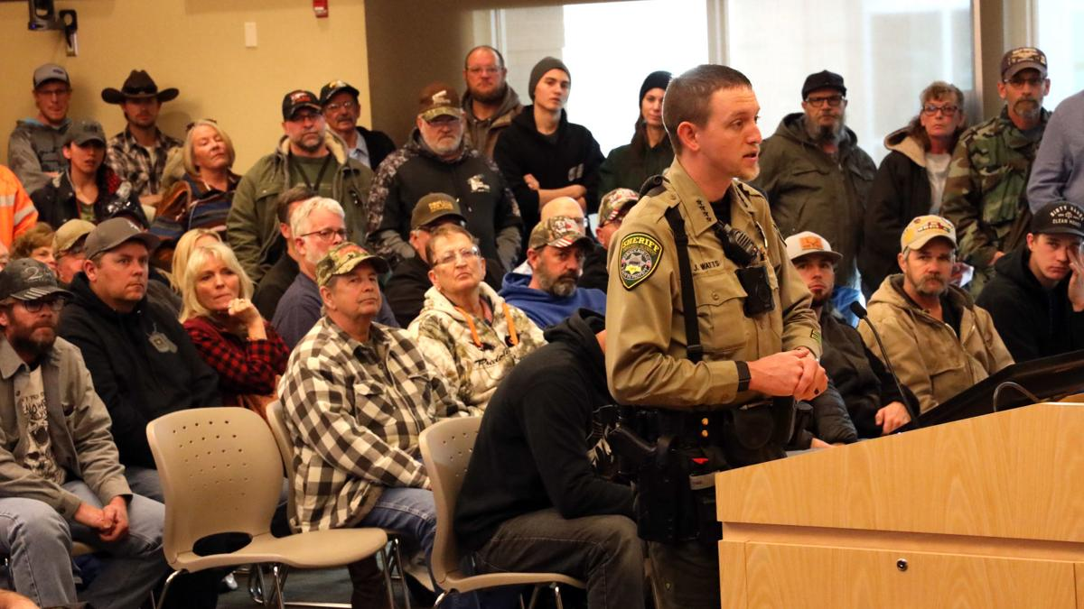 Elko County will join lawsuit against 'red flag' gun law