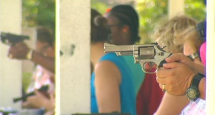 Walton County employees able to conceal carry weapons