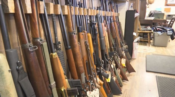 Proposed gun bill will require owners to lock up firearms