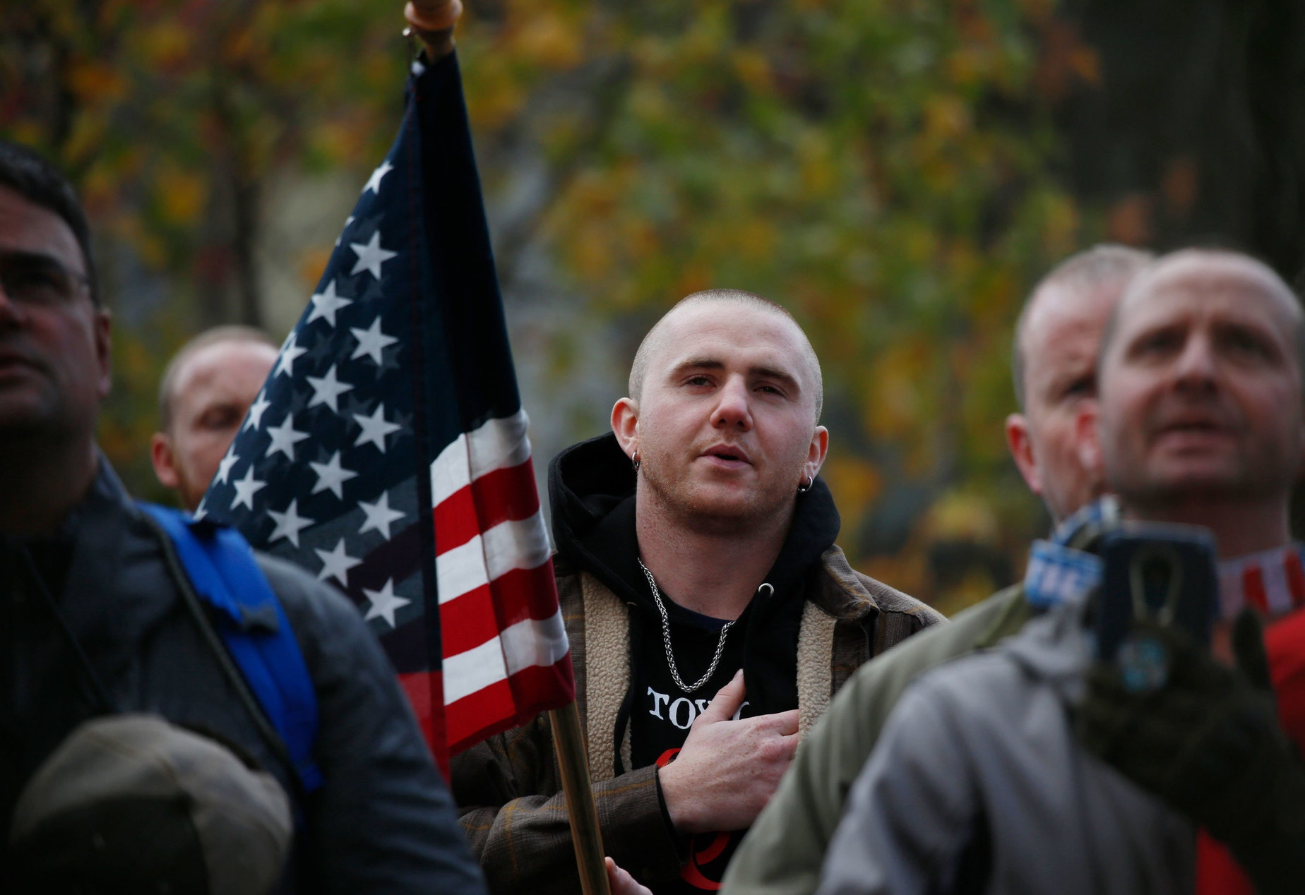 'Not A Paramilitary.' Inside A Washington Militia's Efforts To Go Mainstream