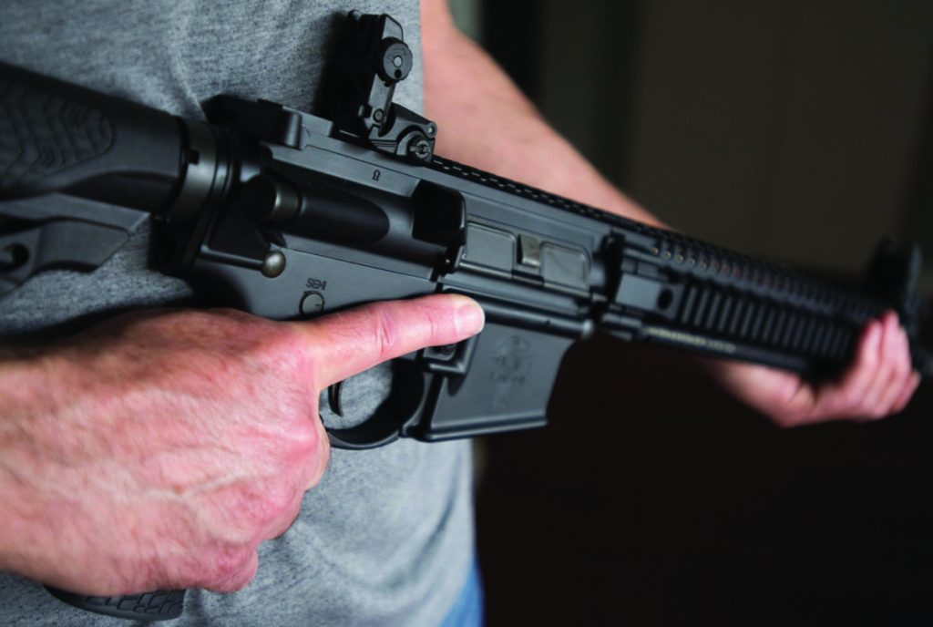 RICKTER SCALE: Taking aim at arguments against the gun ban