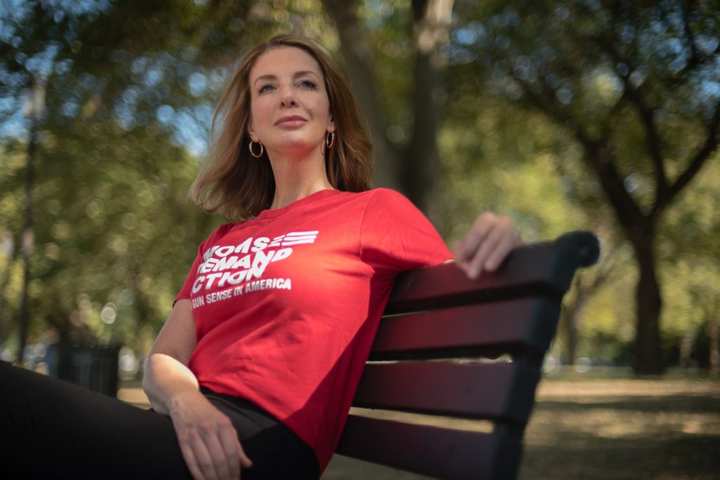 Moms Demand Action founder Shannon Watts: 'Police violence is gun violence'