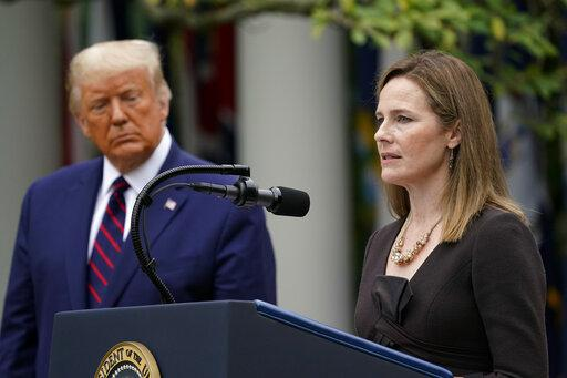 A look at Judge Amy Coney Barrett's notable opinions, votes