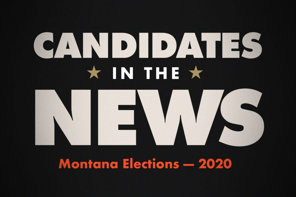 Montana candidates in the news