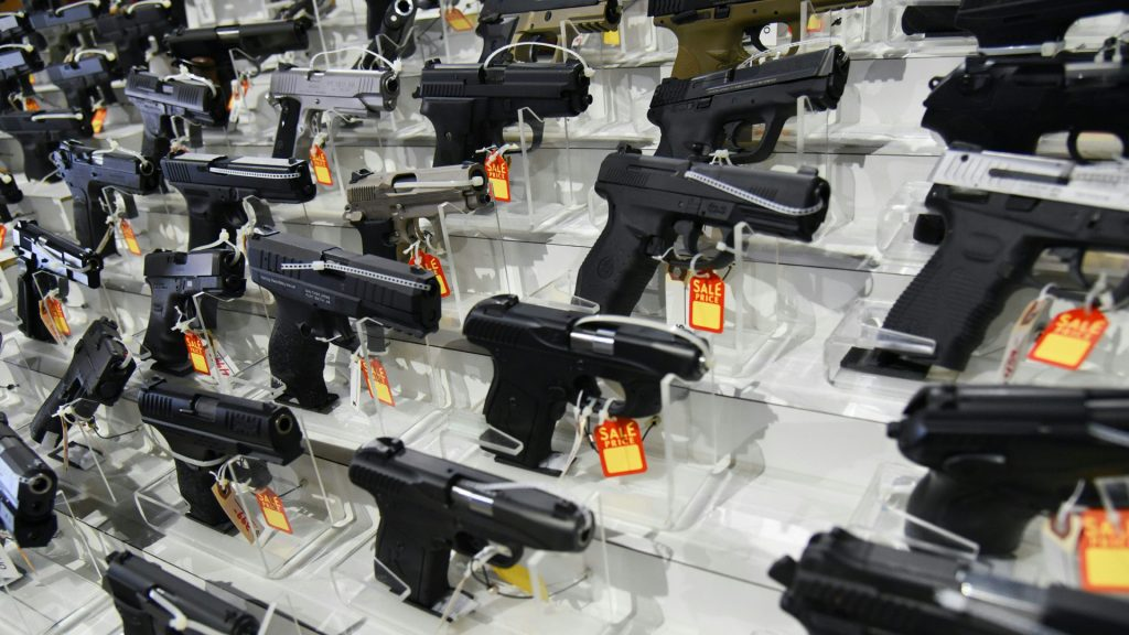 "3 dozen orders issued with Virginia's new ""red flag"" gun law"