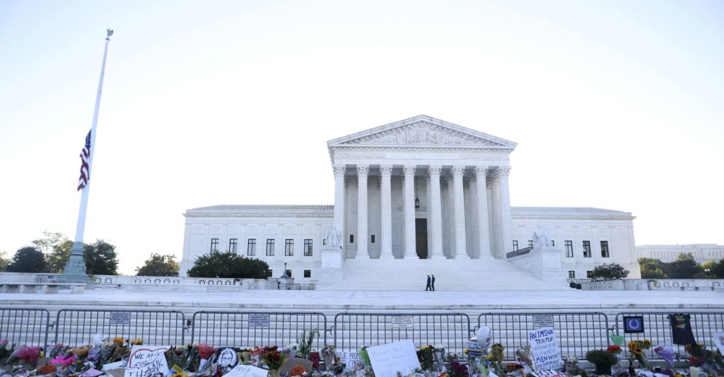 Daily Bulletin: Guns and the Court After RBG